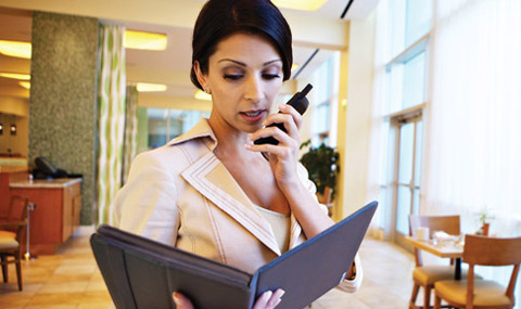 Communication Solutions for Hospitality