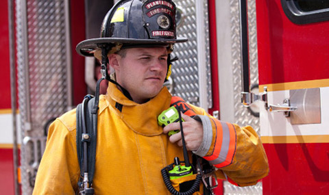 Communication Solutions for Fire & EMS